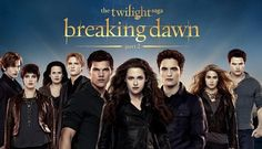 """My review of the """"The Twilight Breaking Dawn-Part 2"""" movie."""