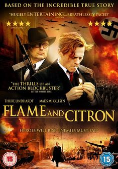 Flame and Citron, 2010