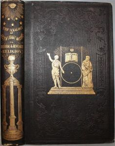 RARE! 1850 THE ANALOGY OF ANCIENT CRAFT MASONRY OCCULT FREEMASONRY MASONS