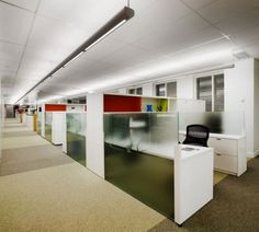 70 best Cubicle and Workstation Layouts & Design images on Pinterest ...