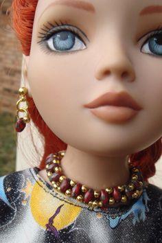 "Tonner Ellowyne Evangeline Quarter BJD MSD 16"" Doll Jewelry Set 170"