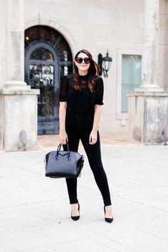 Little Black Heels | Kendi Everyday | Bloglovin'