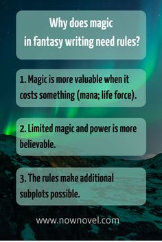 How to start a fantasy story and avoid common mistakes   nownovel.com This gives great tips on making fantasy stand out.