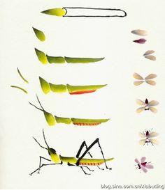 绣布_丁_新浪博客 Japanese Ink Painting, Sumi E Painting, Japan Painting, Chinese Painting, Watercolor Paintings, Japanese Drawings, Japanese Art, Pintura Zen, Easy Flower Painting