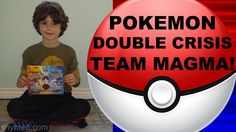 #VIDEO: #Pokemon Double Crisis Booster Pack Openings - Team Magma Video! NICE PULL!  WATCH: https://youtu.be/ceW366h1o48