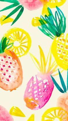 ideas fruit wallpaper iphone fruit wallpaper iphone tropical for 2019 2017 Wallpaper, Summer Wallpaper, Iphone Background Wallpaper, Mobile Wallpaper, Apple Watch Wallpaper, Wallpaper For Your Phone, Pineapple Wallpaper, Tropical Wallpaper, Pretty Wallpapers