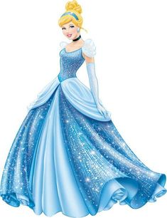 Disney Princess Photo: Walt Disney Images - Cinderella (New Look) Disney Girls, Disney Love, Disney Magic, Disney Art, Disney Wiki, Cinderella Costume, Cinderella Party, Cinderella Dresses, Cinderella Princess
