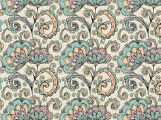 """lonely as a cloud"" by sugary  A really beautiful Photoshop Pattern."