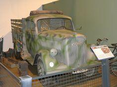 1938 Opel Blitz 2,5-32