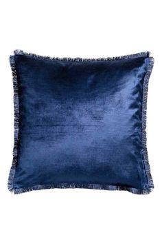 Poszewka na poduszkę - Ciemnoniebieski - HOME | H&M PL