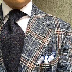 "danielhartzgarcia: ""#sumisura #ManoloDelToyro #style #spanish #gentleman #Tailoring #bespoke #paris """