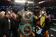 Deontay Wilder's insane Anthony Joshua rant: 'coward ass b—h'