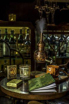 The magic of an Alchemist Brew