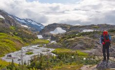 The Chilkoot Trail still contains remnants of the Yukon Gold Rush; Photo courtesy of Yukon Wild