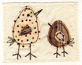 bird card eco