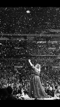 Adele Wembley Stadium June 29th #Adele #Wembley #Stadium #TheFinale #Beautiful #Slayed