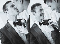 So sweet!  Gay Wedding Photography in the Hudson Valley | { Hudson River Photographer } Hudson Valley Wedding Photographer  #gaywedding #gaymarriage