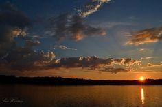 Horn Pond in Woburn, MA by Sue Warren