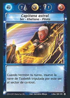 Capitana astral