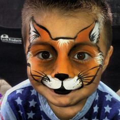 Fox Face Paint <b>fox face paint</b> related keywords & suggestions - <b>fox face</b> ...