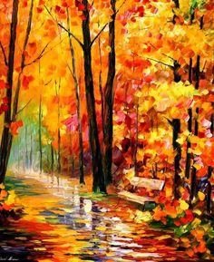 **Art Painting - Leonid Afremov