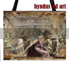 HyndusSid / Bibi middle (L) - Popraskaná