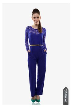 Live The Night Jumpsuit by Miss Chase