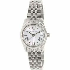 ead38077706 Michael Kors Women s Lexington Rose Goldtone Watch