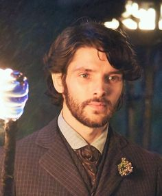 Colin Morgan in his new show, 2016
