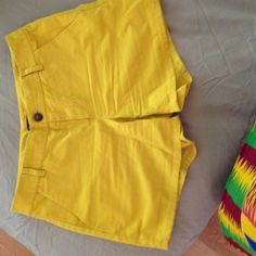 Shorts Yellow gap shorts GAP Other