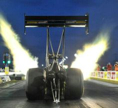 Top fuel at night is killer. It is so awesome to watch, feel and enjoy.