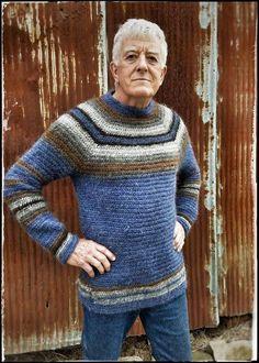 Mary Jane Phifer - sweater via Facebook group