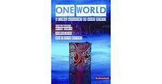 One World: A Golbal Anthology of Short Stories with contributions by Chimamanda Ngozi Adichie