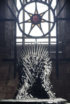 The Iron Throne ~ Game of Thrones