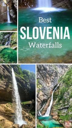 Slovenia Travel Guide - Discover the most beautiful waterfalls in Slovenia - enchanting ans surrounded by forest : Virje Boka Kozjak Savica Pericnik Rinka and more. Beautiful photos and info on how to get there Europe Travel Tips, Spain Travel, European Travel, Travel Advice, Places To Travel, Travel Destinations, Places To Visit, Travel Guide, Travel Hacks