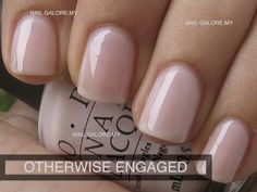 Otherwise Engaged - OPI