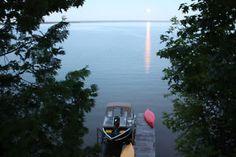 Cottage Lake Kagawong Manitoulin Island Peaceful No mosquitoes Sudbury Ontario image 9 Manitoulin Island, I Am Canadian, Mosquitoes, Ontario, Writers, Real Estate, Cottage, Canada, Peace