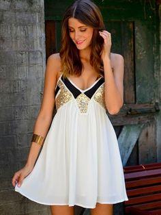 Harlequin Dress LOVE