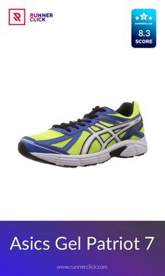 Asics Gel Patriot 7 Asics Running Shoes, Asics Shoes, Running Shoe Reviews, Sneakers, Tennis, Slippers, Sneaker, Shoes Sneakers, Women's Sneakers