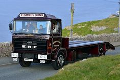 T. Smith & Sons - ERF