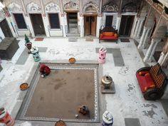 Rang-Decor {Interior Ideas predominantly Indian}: Hotel Mandawa Haveli. Indian Architecture, Space Architecture, Decorating Blogs, Interior Decorating, Interior Ideas, Indian Interior Design, Indian Interiors, Flowering Trees, Rangoli Designs