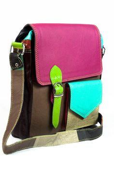 awesome Marina Hoermanseder Tasche - Kasper Stripes Bucket Bag ...