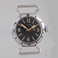 Vintage Russian Vostok 300m Diver Watch