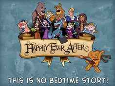 Happily Ever After Trailer on Vimeo