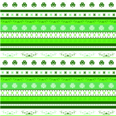 Free Printable St. Patricks Day 12x12 for Scrapbooking and paper crafting. Courtesy of Artzee Chris www.artzeechris.com a Pinterest verified website.