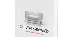 I am Second.. a website that has stories from people about how God has worked in their lives....Awesome!