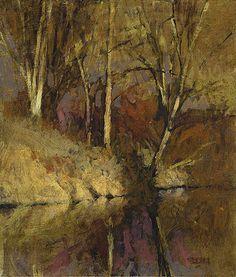 Marc Bohne Oil Landscape Painting Northwest Landscape Paintings Landscape Art Art