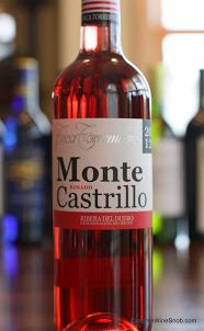 Monte Castrillo Rosado 2012 - The Lighter Side of Ribera Del Duero. Lest you think Ribera Del Duero is exclusively about big red wines, take a look at this summertime sipper. http://www.reversewinesnob.com/2013/07/monte-castrillo-rosado.html