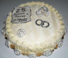 Oltre 1000 idee su Torte Di Nozze Argento su Pinterest  Torte Da ...