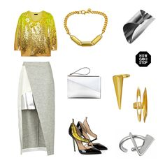 #howcanistop #jcrew #jcrewcollection #sequined #merino #wool #sweater #dalbert #camellia #skirt #giannico #warhol #warholbanana #Laruicci #laruiccijewelry #fascinationnecklace #clawring #marni #marnibag #silvergold #sparkles #fashion #streetstyle #look #outfit #playful #outfitgrid #streetstyle #style #fashionblog #polyvore #farfetch #netaporter #stylebop